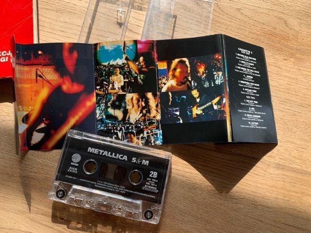 Kaseta Metallica S&M