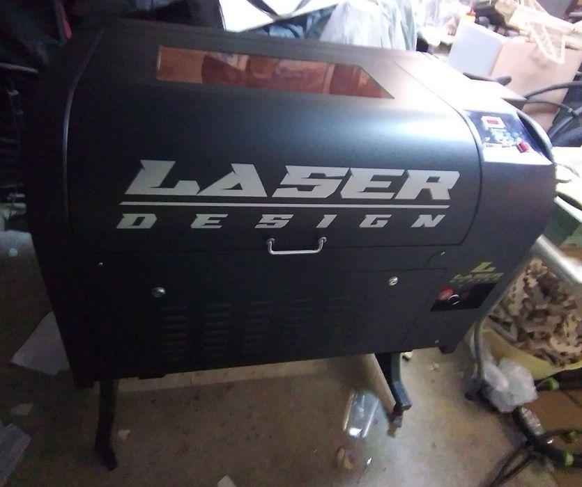 Maquina corte laser 80w Buarcos - imagem 1