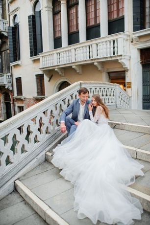 Продаж весільного плаття. Milla Nova