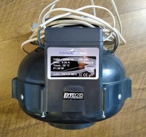 канальный вентилятор 125 мм прима клима prima klima PK125 MES