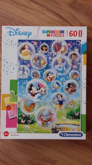Puzzle maxi dla dziewczynki.