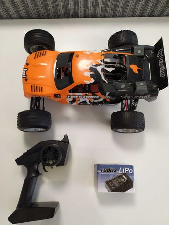 FPV Samohod RC model HPI Firestorm 1:10 BRUSHLESS
