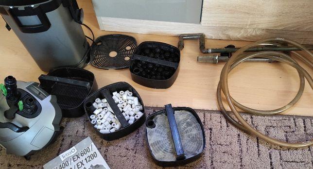 Filtr tetra ex700 gotowy do montazu
