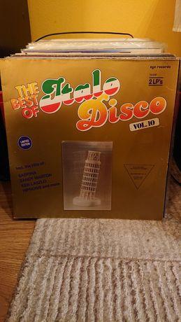 Płyta winylowa The Best of Italo Disco vol 10 2LP