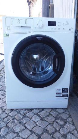 maquina lavar ariston hoitepoit 8 quilos  1200 rpm