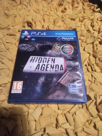 Jogo Hidden Agenda PS4