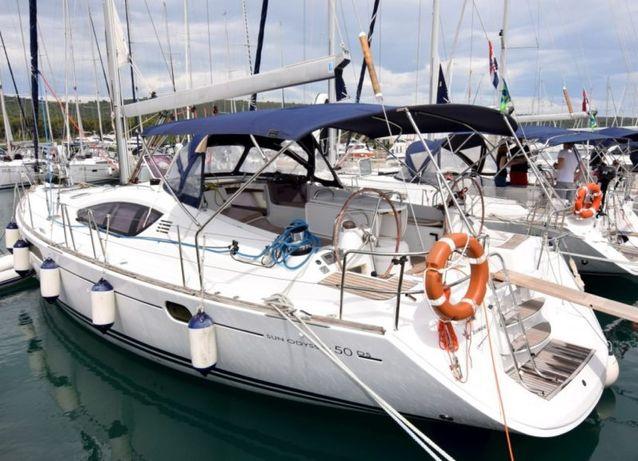 Jacht żaglowy Jeanneau Sun Odyssey 50DS, 2009r.