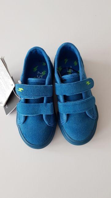 Buty dla chłopca NOWE rozm 25
