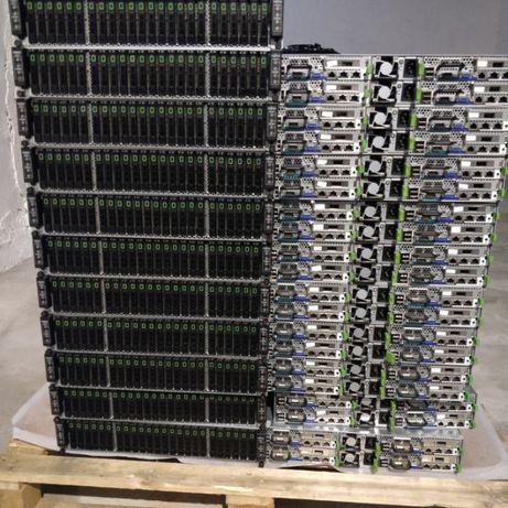 QUATRO Servidores | 32 Cores + 32GB RAM DDR3 | Espaço p/ 24 x HDDs