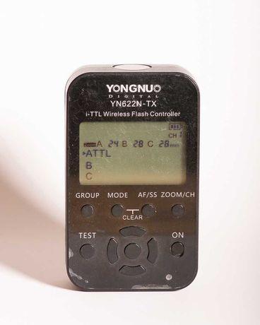 Yongnuo YN-622N-TX YN622N-TX yn 622n tx ttl sem fio controlador nikon