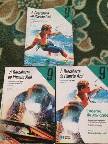 Livros 9 ano