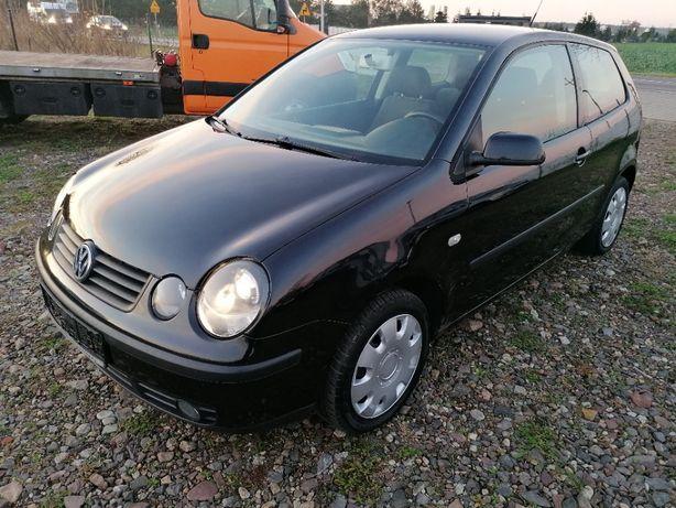 Volkswagen Polo 1.4 Benzyna klimatyzacja 2xkpl opon, Mały przebieg