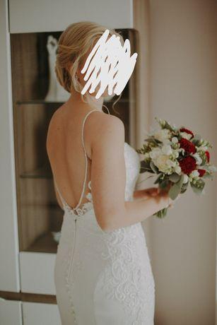 Stella York 6767 suknia ślubna r. 36