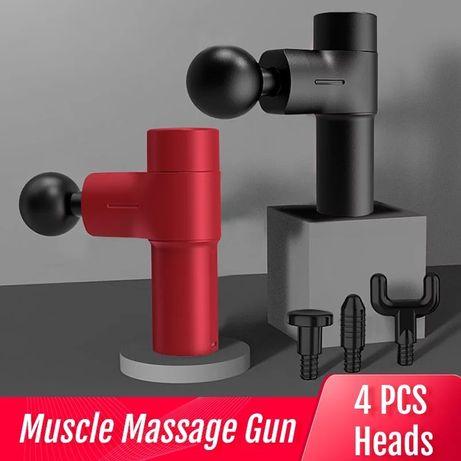 Massajador Fascial pós-treino