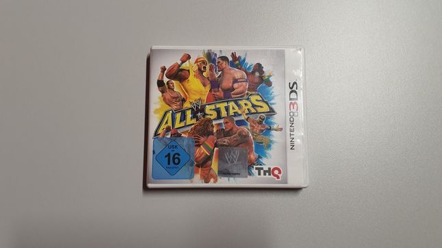 Gra WWE All Stars Nintendo 3DS
