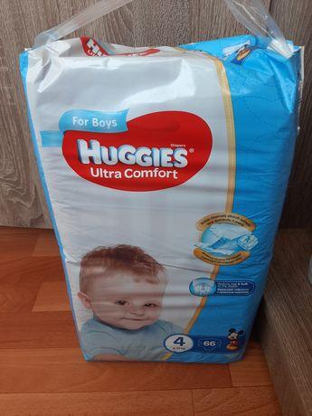 Huggies Ultra Comfort for boys 4
