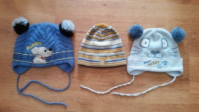 шапка -шапочка на 2-3 года,