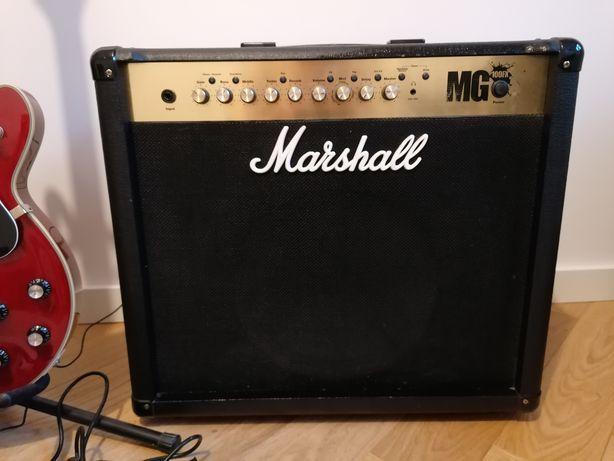 Combo gitarowe Marshall MG 101FX + foot switch