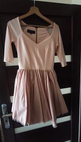 sukienka Lou dirtrose