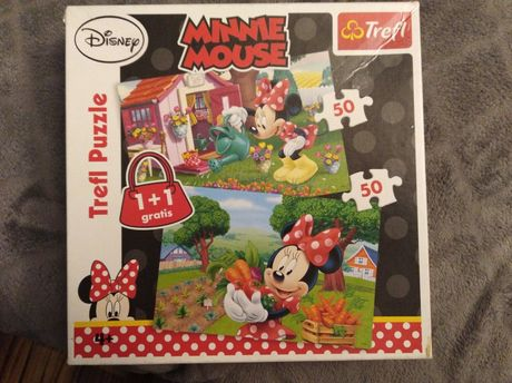 Puzzle MINNIE MOUSE 2 x 50el.