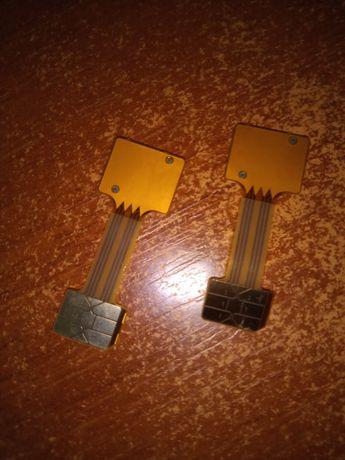 адаптер для нано сим. Если комбинированный слот