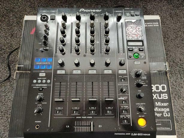 Mikser Pioneer DJM-900NXS 4 - kanałowy PO SERWISIE