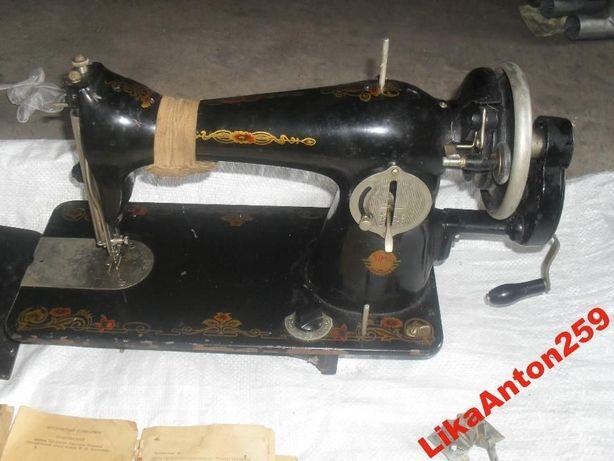 Швейная машинка подольская с инструкцией