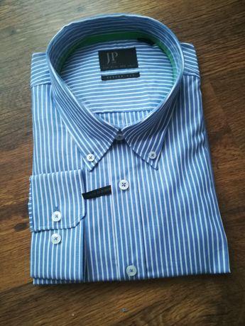 Koszula męska 5xl nowa JP 1880