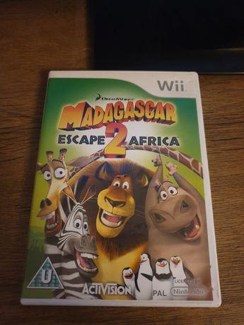Madagascar Escape 2 Africa - gra Nintendo Wii