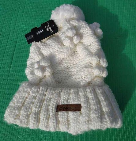 Дуже тепла в'язана лижна шапка O'neill