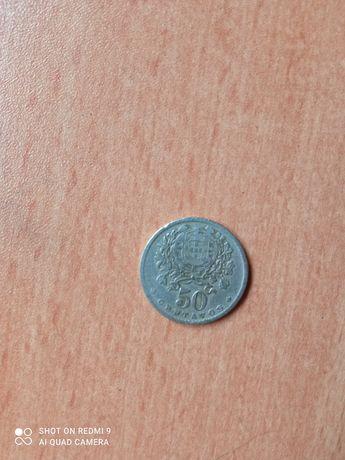 Vendo 1 moeda de 50 centavos