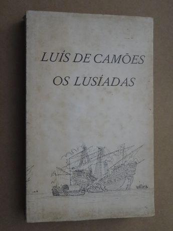 Os Lusíadas de Luís de Camões - Com Ilustrações de Lima de Freitas