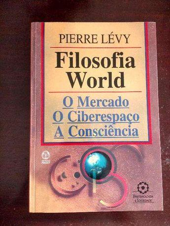 Filosofia World de Pierre Lévy