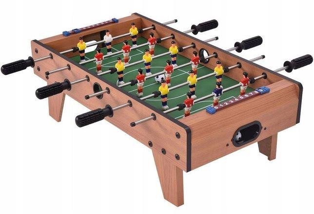 Piłkarzyki stołowe 69x37x24 cm STÓŁ DO PIŁKARZYKÓW