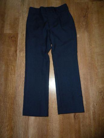 next Школьные брюки Некст на 6 лет рост 116 см, темно-синие