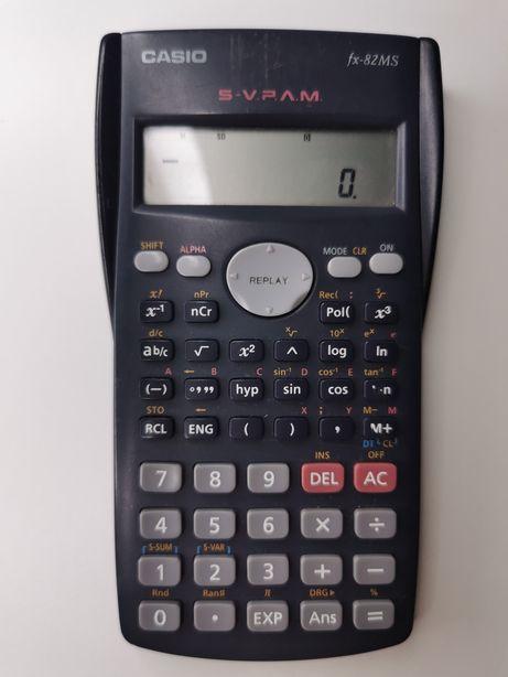 Calculadora Casio usada