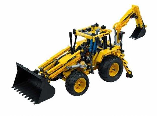 Lego Technic 8069 Koparka Ładowarka