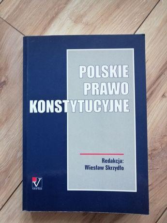Polskie Prawo Konstytucyjne Wiesław Skrzydło