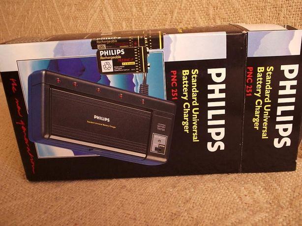 Nowa ładowarka akumulatorów PHILIPS