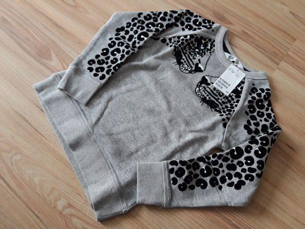 NOWA bluza H&M r.122/128