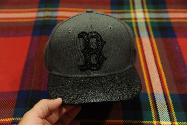 Кльова офіційна бейса бейсбольної ліги 9 FIFTY Boston