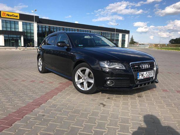 Audi A4 B8 s line automat bogate wyposażenie! zamiana