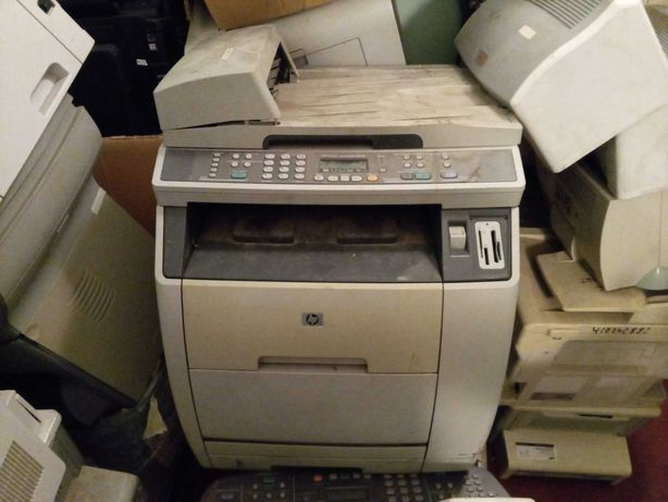 Цветное лазерное МФУ HP Color LaserJet 2840 (принтер/копир/сканер)