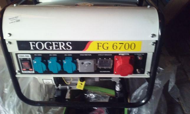 agregat pradotworczy FOGERS FG 6700