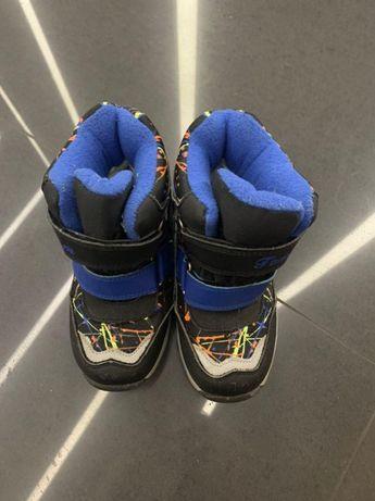 Детские зимние ботинки Tom M 25-го размера
