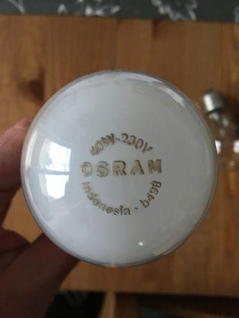 4x Żarówki tradycyjne Osram Pila Tungsram 40W 60W