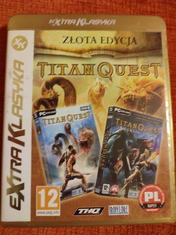 Gra Titan Quest Złota Edycja