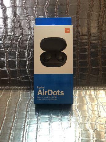 Наушники Redmi AirDots черные