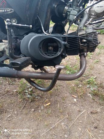 Silnik 110/125 motorower cross