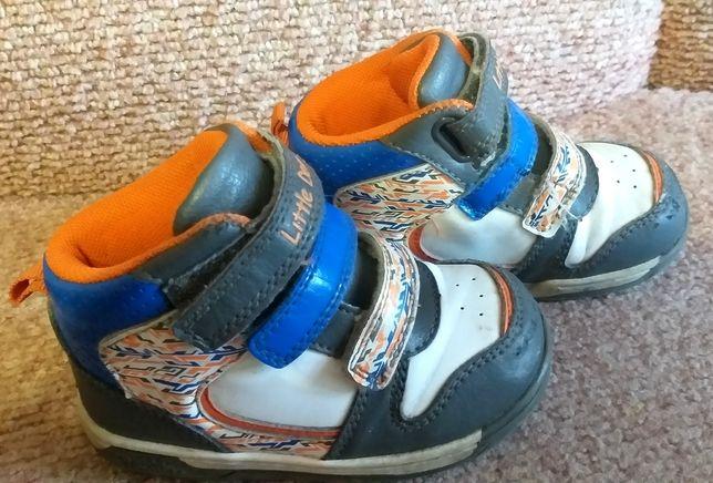 Термо-ботинки 23 размер